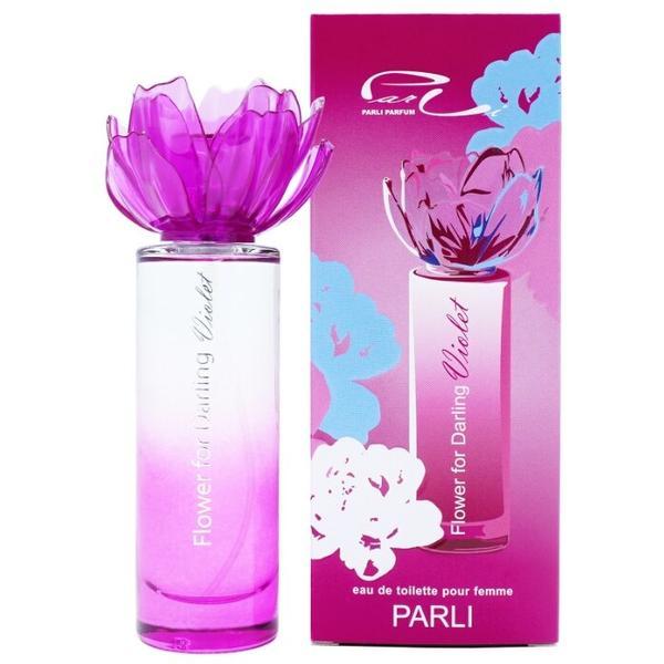 Flower For Darling Violet туалетная вода