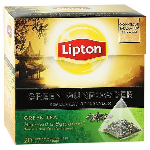 чай липтон в пирамидках ассортимент