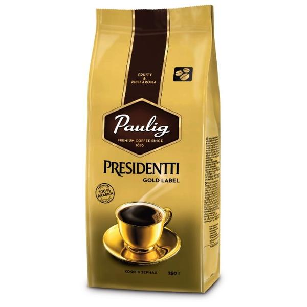 кофе Paulig Presidentti отзывы